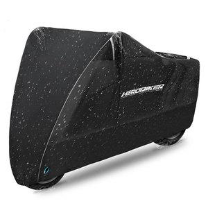 Image 2 - HEROBIKER Motorrad Abdeckung Wasserdichte Outdoor Indoor Roller Cruisers Street Sport Bike Abdeckung UV Schutz Motorrad Regen Abdeckung