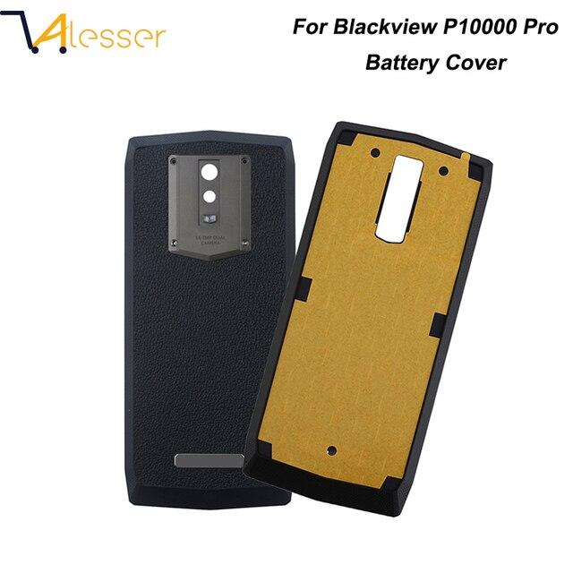 Alesser para Blackview P10000 Pro cubierta de batería con película radiante Ultra delgada protección para Blackview P10000 Pro Bateria cubierta