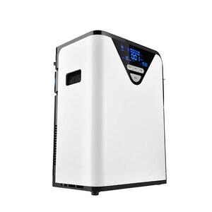 Image 2 - in stock oxygen generator 1 6L/min Adjustable Portabl Oxygen Concentrator atomization Machine Generator Air Purifier Home AC220V