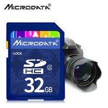Câmera sd 128gb 64gb 32gb cartão de memória flash 16gb 8gb u1 cartões sd classe 10 tarjeta sd cartão u3 UHS-I 3d 4k câmeras de vídeo