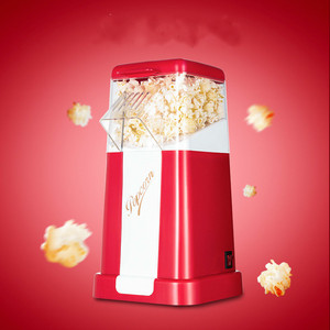 220v Household Popcorn Makers Hot Air Corn Popper Suitable For Diy Electric Popcorn Popper Mini Popcorn Machine