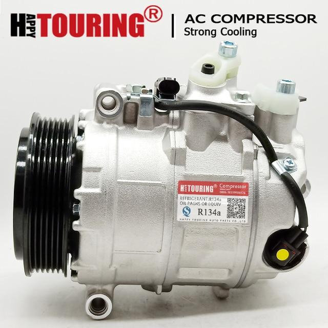 Auto Ac Compressor Voor Mercedes W211 E280 E320 E220 E270 A0002309011 A0002306511 A0002308011 A0002308111 A0002308511 A0002308811