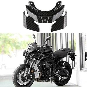 Image 1 - Motocicleta de fibra carbono traseiro taillight guarda capa para yamaha mt10 mt10 MT 10 2016 2017 2018
