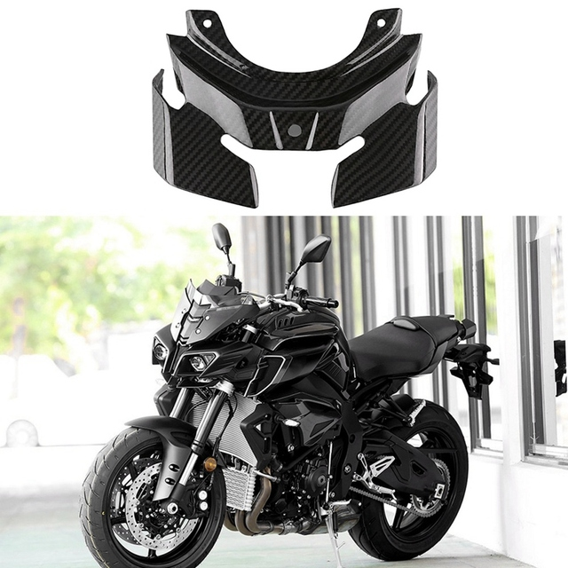 Motocicleta de fibra carbono traseiro taillight guarda capa para yamaha mt10 mt10 MT 10 2016 2017 2018