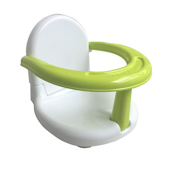 Multifunctional Baby Bath Tub Ring and Folding Baby Bathtub Seat with Ridge Protection