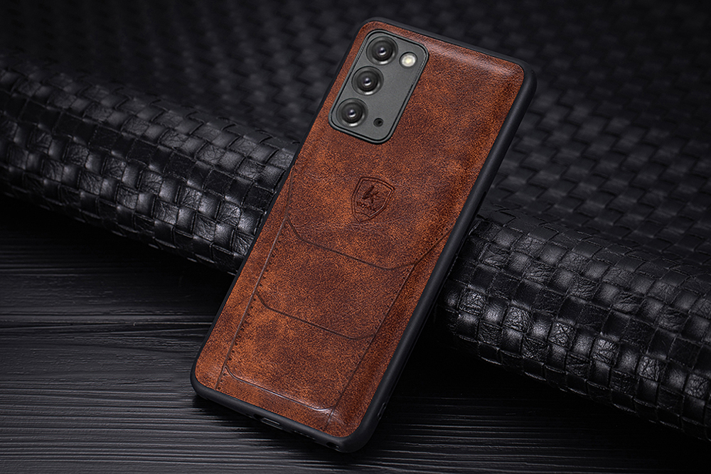 Galaxy NOTE 20 Ultra leather case 13