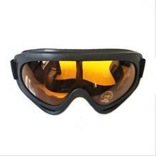 Водительские очки зимние внедорожные лыжные очки двухслойные противотуманные УФ солнцезащитные очки мотокросса мотоциклетные очки цветные очки