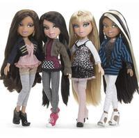 23 см оригинальная модная фигурка, оригинальная Кукла Bratz, нарядная кукла, уличная Красивая Yasmin для девочек, лучший подарок для девочек