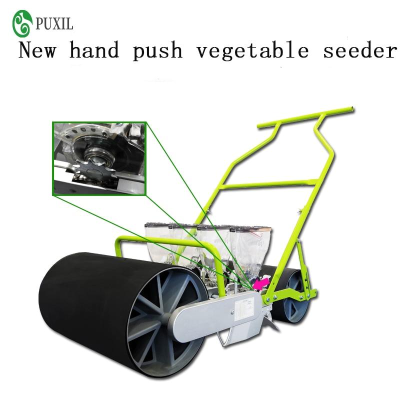 Precision Seeder 4-row Vegetable Seeder