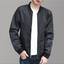 4XL Causal Youth Baseball Jacket Men Autumn 2019 Baseball Bomber Jackets Mens Sport Red Jacket Bomber Korea Winter Plus Size недорого