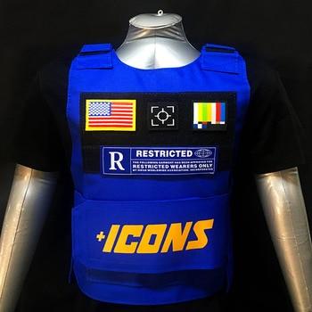 цена на Bestseller CS Vest Tactical Military Vest men Moto&Biker Sleeveless vests Tactical vest Colete Tatico Chalecos para hombre Yelek