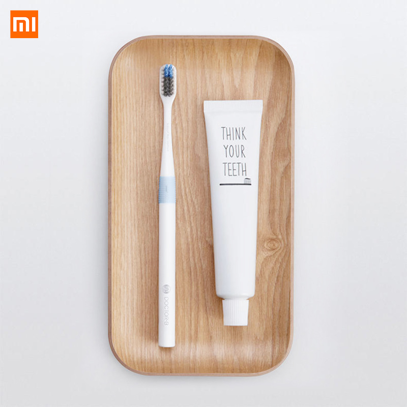 Xiaomi-Doctor-Bei-Bass-Tooth-Mi-Brush-Eco-friendly-Tooth-Handle-Manual-MI-brush-with-Travel