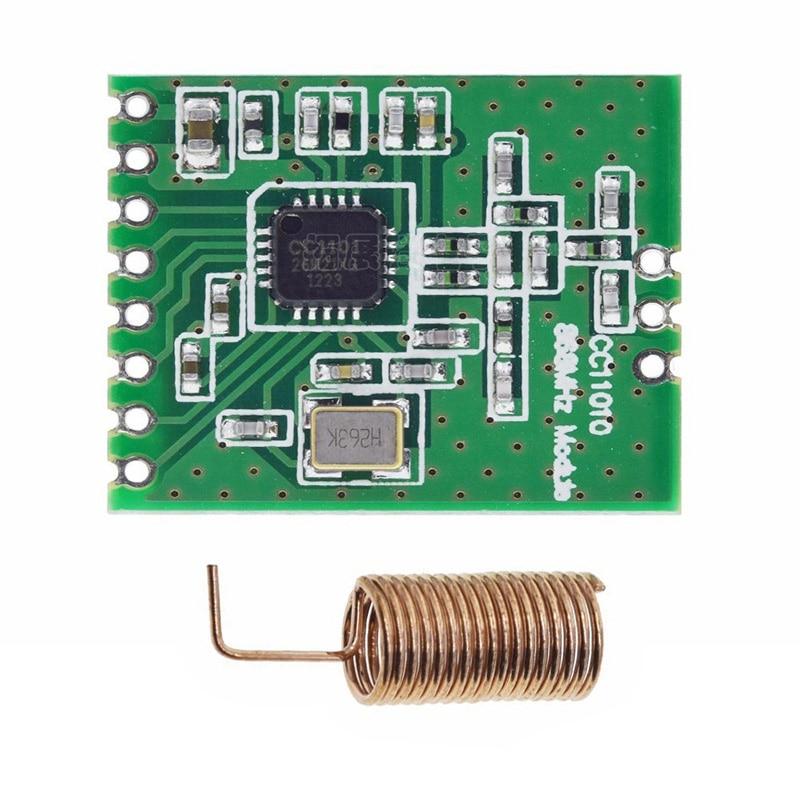3pcs/set CC1101 868MHz Wireless Funk Transceiver Module 1.8V To 3.6V DC Durable Antenne FHEM CUL Arduino