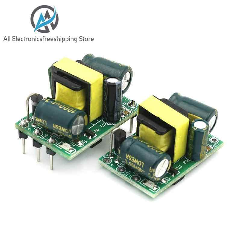 5V 700mA (3.5W) 12V 400mA 5W Terisolasi Switch Power Supply Modul UNTUK Arduino AC-DC Buck Step-Down Modul 220V mengubah 5V
