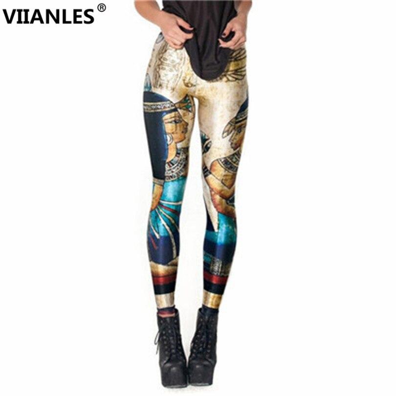 VIIANLES 3D Printed Legging Sexy Pants Hot Sale Novelty Women Fitness Leggings Space Galaxy Leggins Tie Dye Workout Push Up Pant