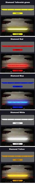 Светоотражающая наклейка для автомобиля предупредить на кузов