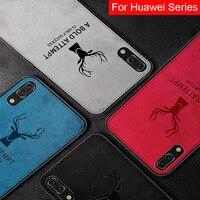 Fall auf Ehre 10 Lite 8a 8x 8c Ansicht 20 V10 V20 Abdeckung für Huawei P10 Plus P20 P30 Pro mate 10 20 Lite Nova 3 3i 4 Volle Coque Tasche