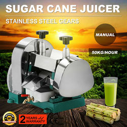 High-Quality Manual Model Sugar Cane Press Juicer Juice Machine Press