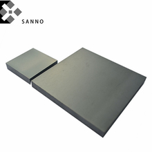 Silicon carbide ceramic plate 50x50x1mm / 2mm / 3mm / 4mm / 5mm / 10mm customize high purity precision Sic sheet
