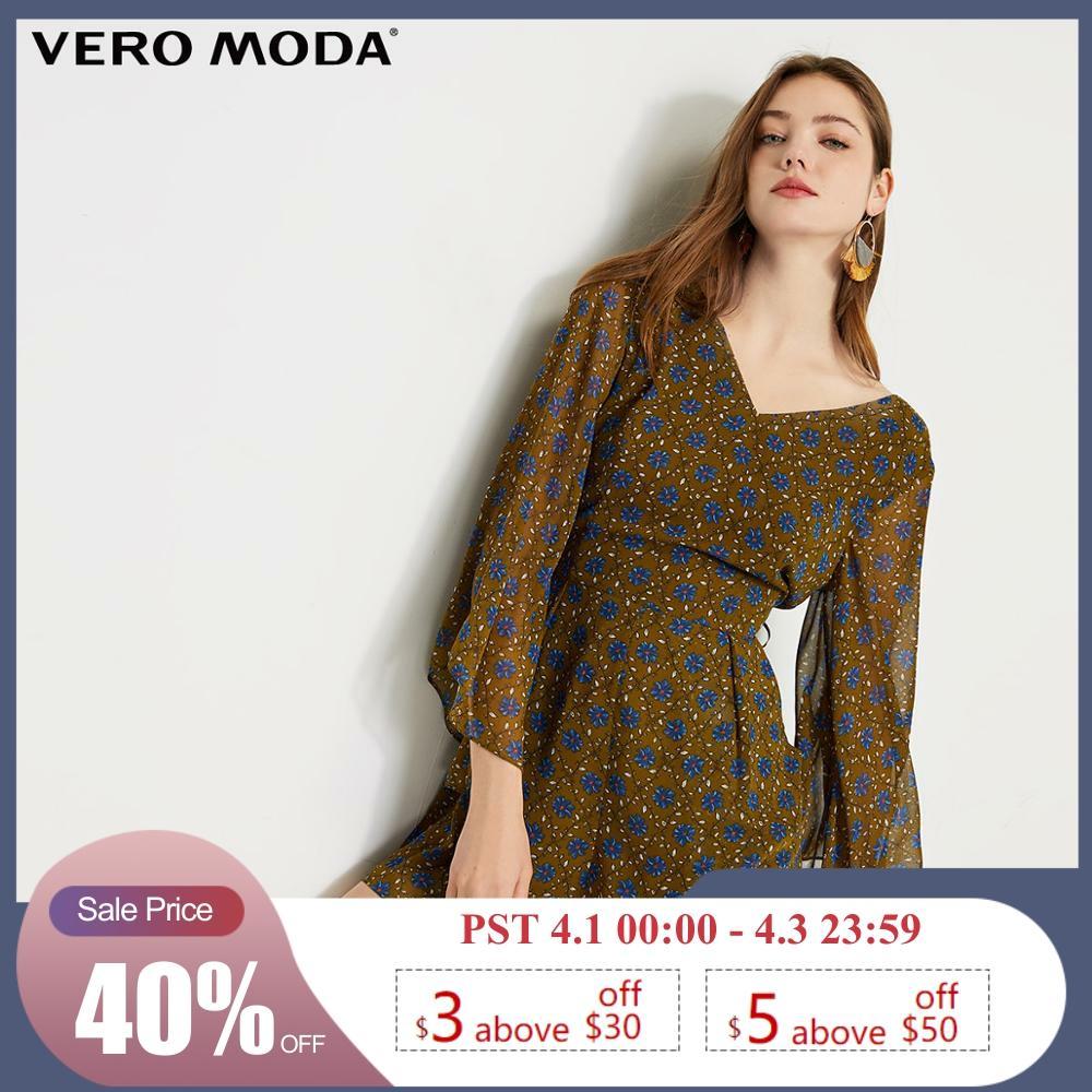 Vero Moda Women's National Print V-neckline Short Jumpsuit | 319278519