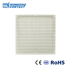 Cabinet  Ventilation Filter Set Shutters Cover Fan Waterproof Grille Louvers Blower Exhaust FK-9806-300 Without