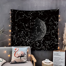Universe Earth Tapestry Wall Hanging Tapestries The Earth For Home Deco Living Room Bedroom Wall Art
