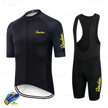 Raphaful 2021 Cycling Set Triathlon Bicycle Clothing Breathable Mountain Cycling Clothes Suits Ropa Ciclismo Verano Gobikeful