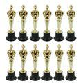 12 шт., статуэтка Оскара, вознаграждение победителей, великолепные награды на церемониях
