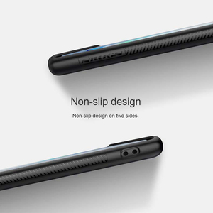 Image 5 - Samsung Galaxy not için 10 artı durumda Nillkin pırıltı degrade dokulu plastik silikon hibrid kılıfları Samsung Galaxy not için 10
