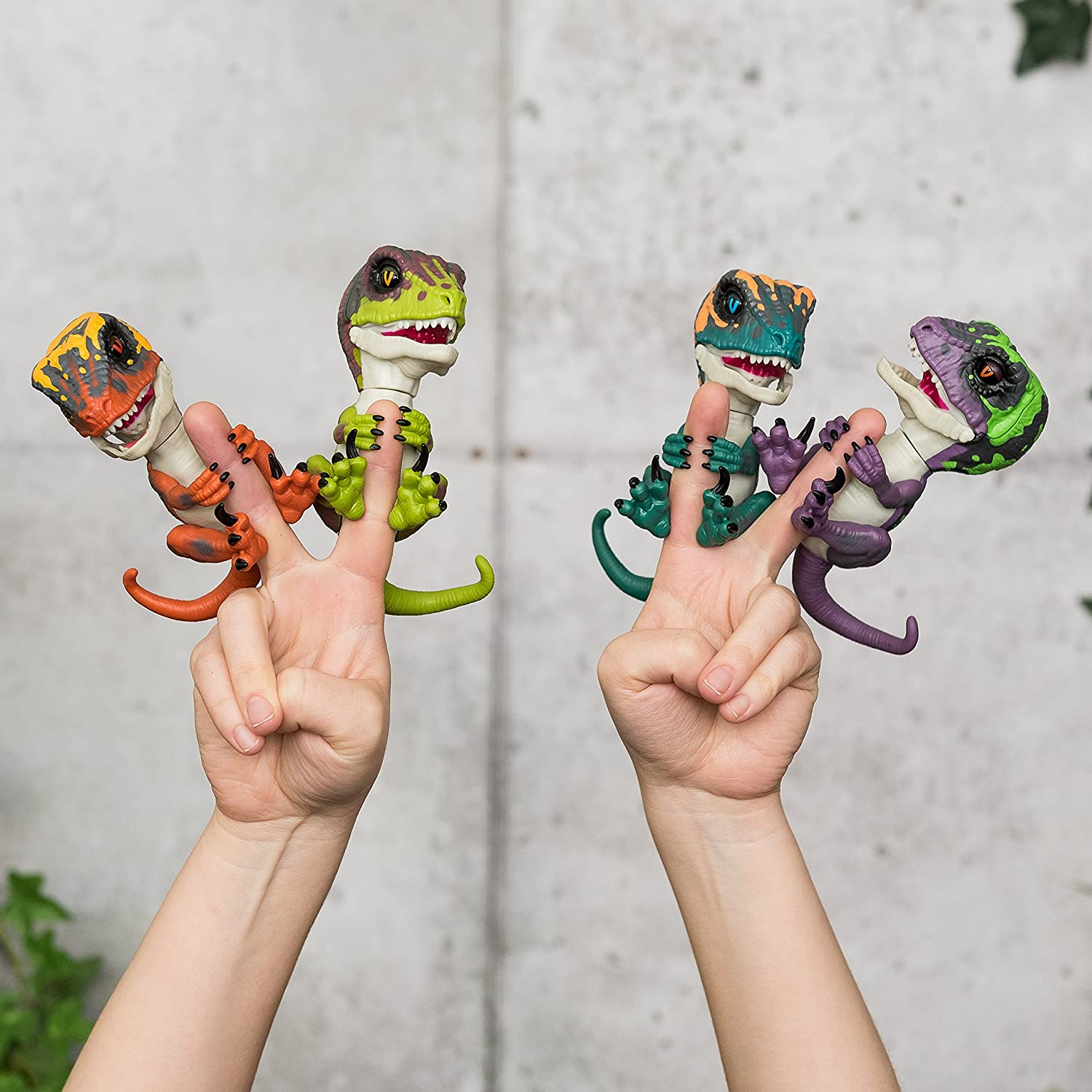 Untamed Dinosaur T-Rex Interactive Collectible Dinosaur Toys Finger Funny Gifts Kids Childes
