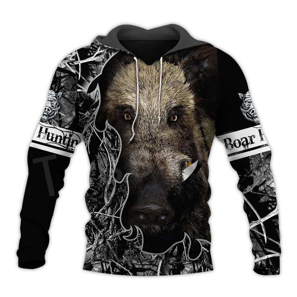 Tessffel Animal Bow Deer Hunter Hunting Camo Tracksuit Pullover NewFashion Unisex 3DPrint Sweatshirts/Hoodies/zipper/Jacket s-2