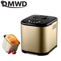 DMWD Automatic Multifunction Bread Maker Intelligent Breakfast Toast Baking Machine Cake Toaster Yogurt Fermenter Dough Mixer EU