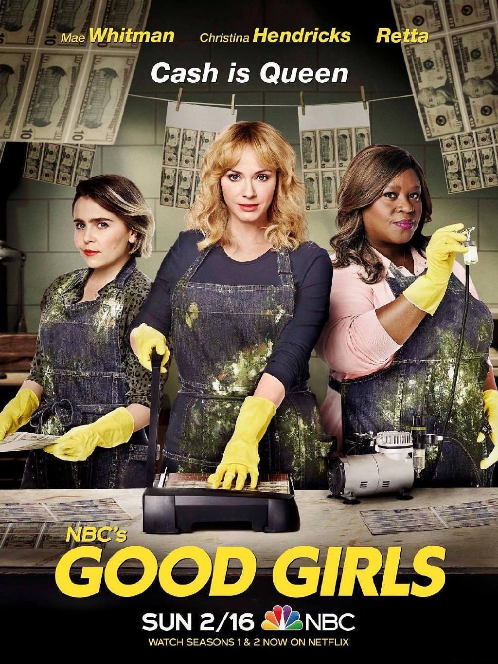 好女孩 第三季 Good Girls Season 3