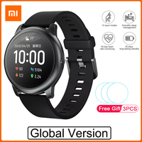 2020 Original Xiaomi Haylou Solar Smart Watch Sport Fashion Bracelet Heart Rate Sleep Monitor Fitness Tracker For iOS Android