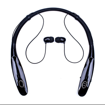 YABA 900sc Sport Bluetooth Earphone 3D Stereo Earbud neck-strap Design With Mic Portable 350mAh Big Battery 15hours Work Headset