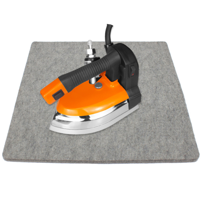JIEHED Wool Pressing Mat Ironing Pad High Temperature Ironing Board Felt Press Mat for Home