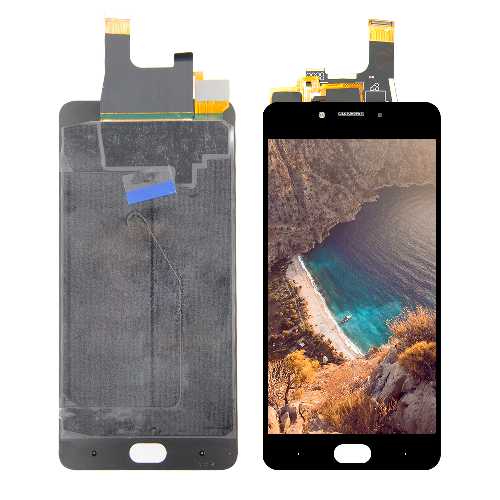 """5.5"""" Original LCD Display for ZTE Nubia N2 NX575J LCD Display Touch Screen Digitizer Glass Panel Assembly(China)"""