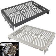 Capa protetora para grade do radiador, capa de aço inoxidável para honda rebela cmx 300 500 cmx300 cmx500 2017 2018 2019 2020