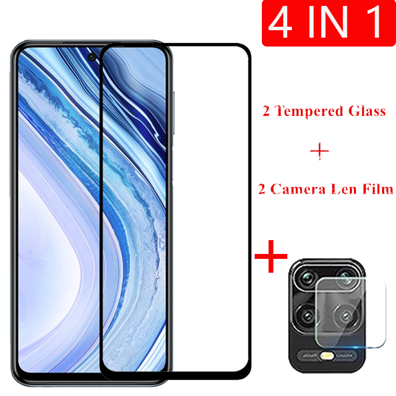 2PCS Glass for <font><b>Xiaomi</b></font> <font><b>Redmi</b></font> <font><b>Note</b></font> 9S Tempered Glass for <font><b>Xiaomi</b></font> <font><b>Redmi</b></font> <font><b>Note</b></font> 9 8 <font><b>7</b></font> Pro 8T 8A 7A 6A Screen Protector <font><b>Camara</b></font> Lens Film image
