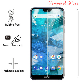 Перейти на Алиэкспресс и купить Переднее стекло для Nokia 3.1A 3.1C 3,2 4 4,2 9H HD закаленное стекло для Nokia 1 Plus 2 2,1 3 3,1 Plus Защитная пленка для экрана телефона