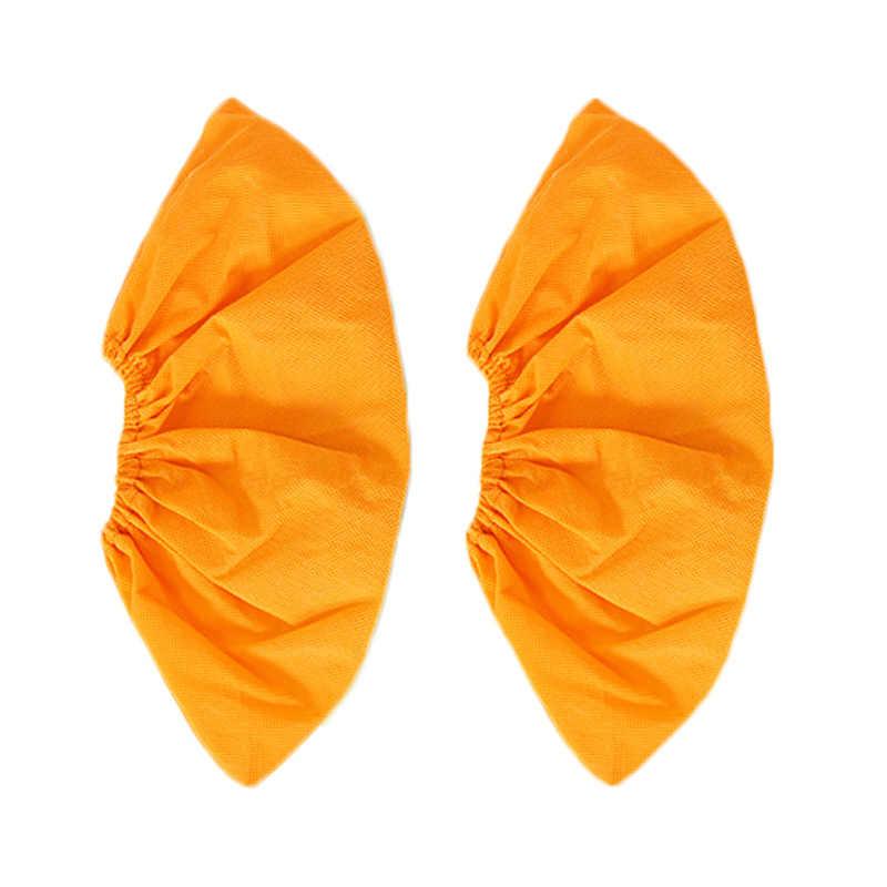Capa para sapato, capa de sapato grossa não tecido para uso doméstico, anti-estática, antiderrapante, lavável, capa protetora de sapato capas unissex para sapatos