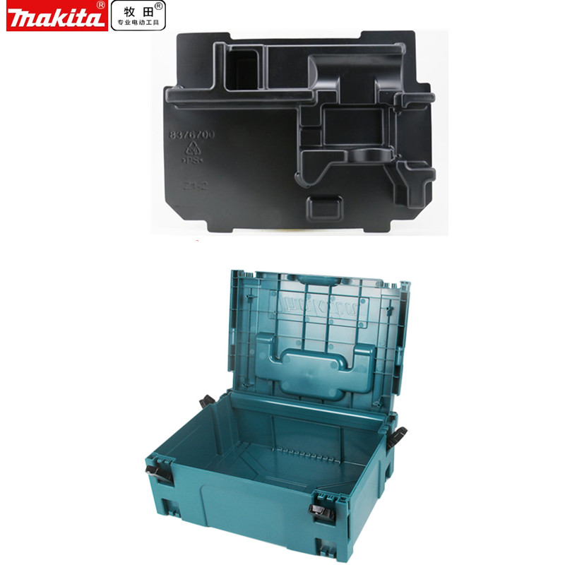 Makita MAKPAC Type 2 Insert 837670A0 For DTP141 DTS130 DTS131 DTS141 DTW152 DTW250 DTW251 DTW253