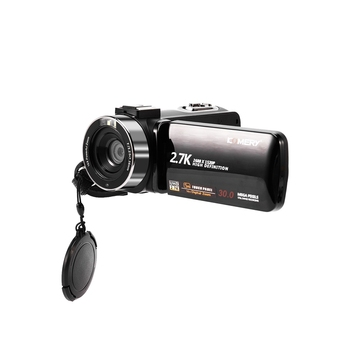 2.7K HD 30MP Digital Video Camera with Remote Control Home Travel Camera Live DV Camcorder