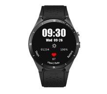 цена на KW88 Pro smart watch ram 1GB + ROM 16GB support Bluetooth4.0 WiFi/3G/GPS OS Android 7.0 2.0MP Camara Fitness Tracker Heart Rate