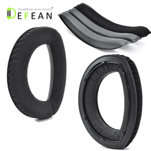 Defean Ersatz HD700 Ohr Pads polsterset ohrenschützer tasse Schaum Kissen Stirnband hoops Für Sennheiser HD700 H 700 Kopfhörer
