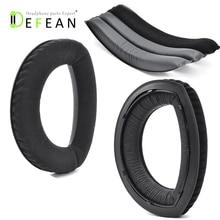 Defean Sostituzione HD700 Ear Pad earpad paraorecchie tazza di Cuscino di Gomma Piuma Della Fascia cerchi Per Sennheiser HD700 H 700 Cuffie