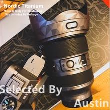 Lens Skin Decal Sticker Wrap Film For Sigma 24 70 f2.8 E Mount Anti scratch Protector Cover Case