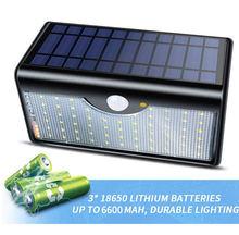 Суперъяркая модернизированная Светодиодная лампа на солнечной