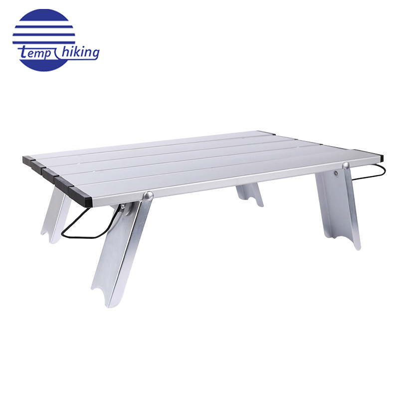 Manufacturers Customizable Folding Small Table Aluminum Alloy Folding Table Portable Beach Table Outdoor Yeying Zhuo