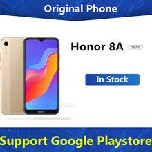 Telefone android da honra 8a 4g lte do estoque 6.09